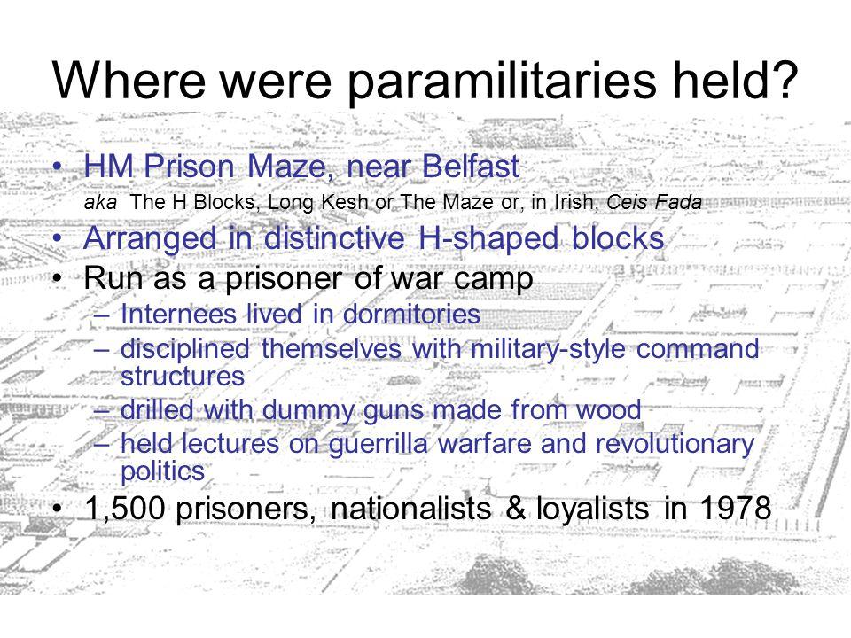 Why were hunger strikes resumed in 1981.Resumed 1 Mar.