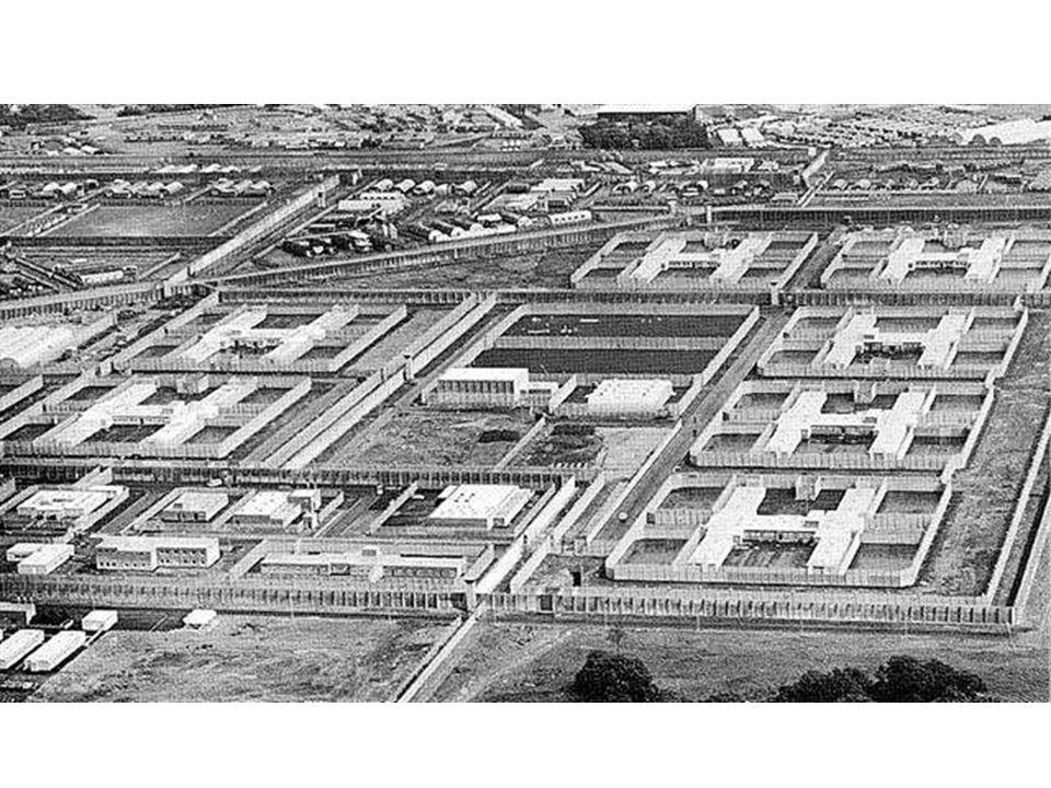 Maze prison 1970s Inside the loyalist UVF compound