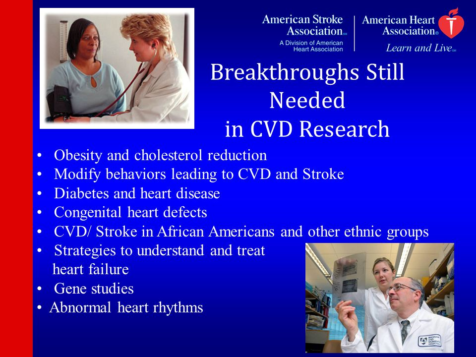 Breakthroughs Still Needed in Stroke Research Stroke Treatments Brain Imaging Techniques Stroke Risk Factors, Education & Awareness Stroke and Dementia Recovery from Stroke Gene and Protein Research