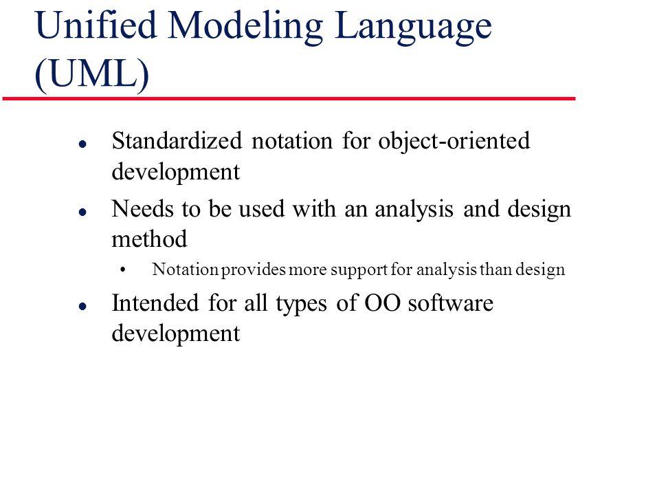 UML Diagrams l Use case diagram l Class diagram l Object diagram Instance version of class diagram l Collaboration diagram l Sequence diagram l Statechart diagram l Activity diagram l Component diagram l Deployment diagram