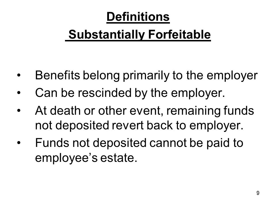 30 Situation 5 Maximum Cash Payout plus Employer Contribution Law The $15,000 lump sum is taxable wages as of the date of retirement.