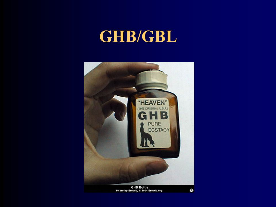 GHB/GBL