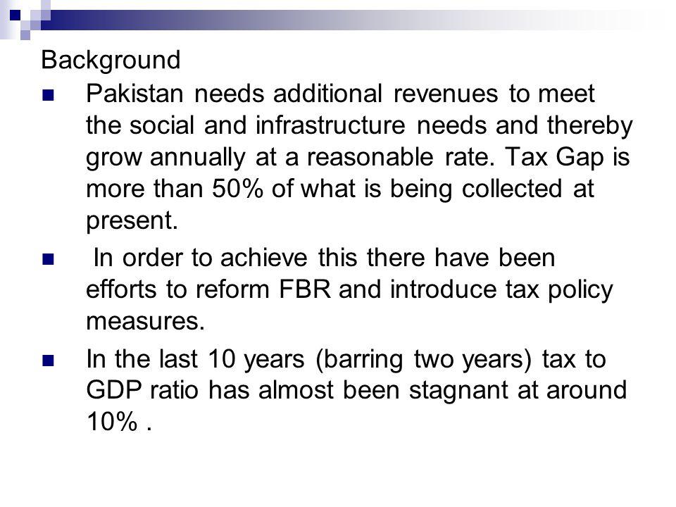 General Sales Tax (GST).