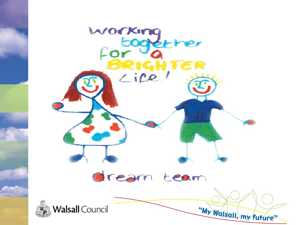Two Different Perspectives Thinking and Feeling Billy aged 6 ¾ Where am I in your services.