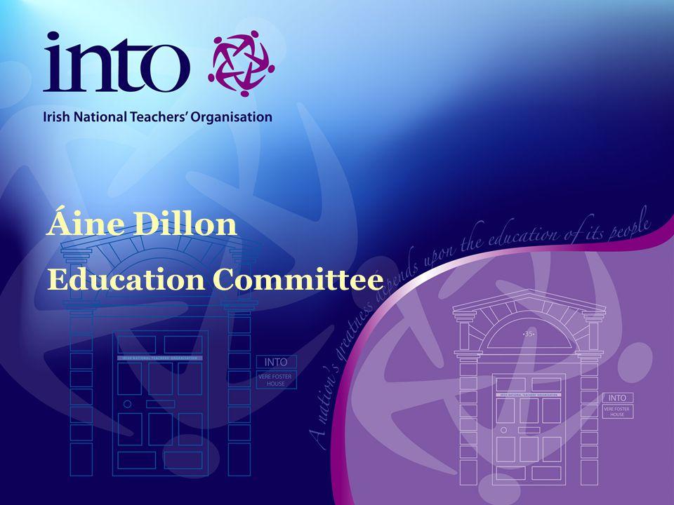 Áine Dillon Education Committee