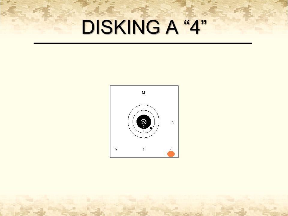"""DISKING A """"4"""""""