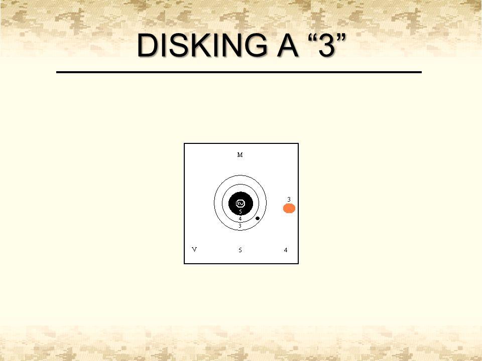 """DISKING A """"3"""""""