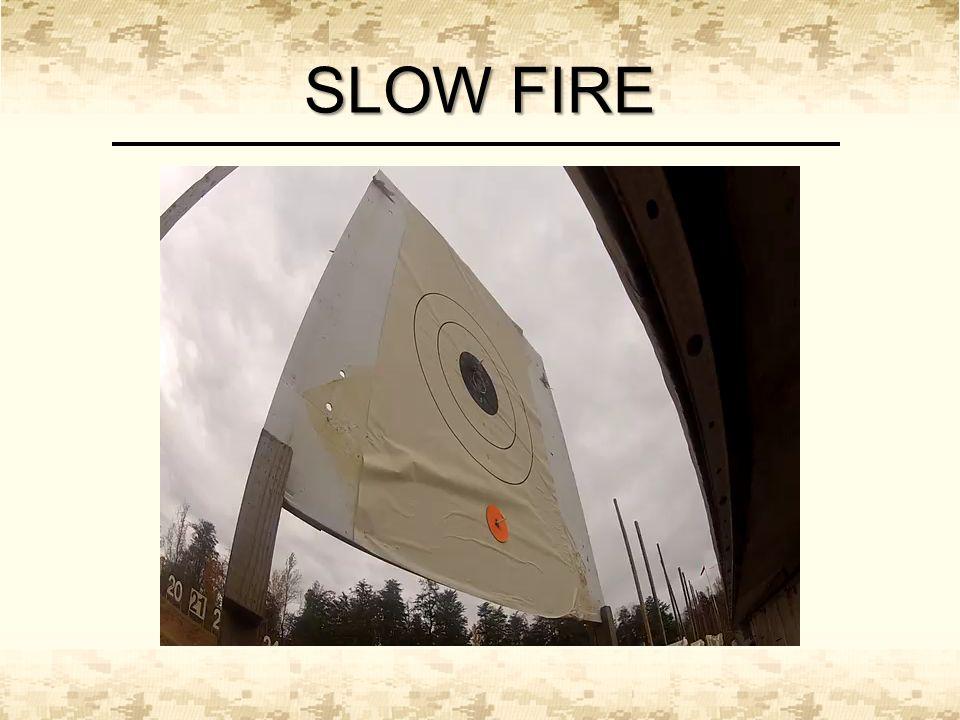 SLOW FIRE