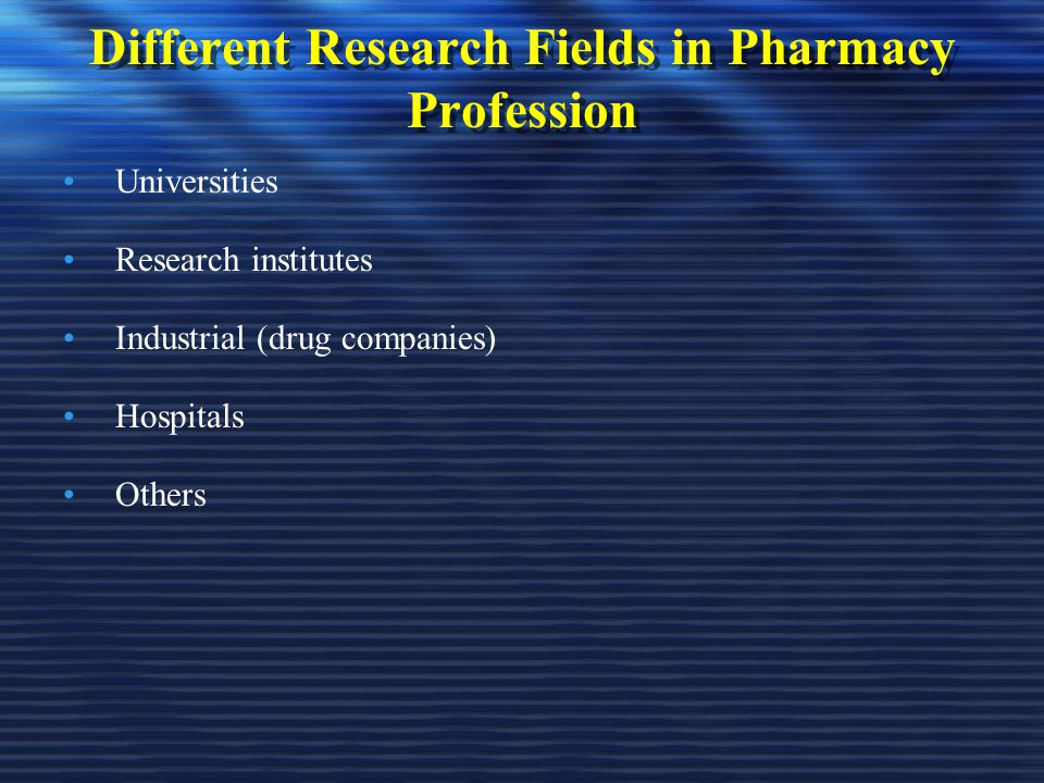 Investigational Drugs & The Role of Pharmacists PHCL 311 Hadeel Al-Kofide MSc
