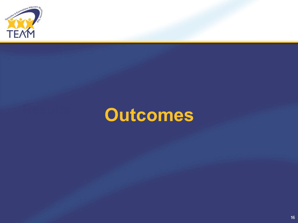 16 Results Outcomes