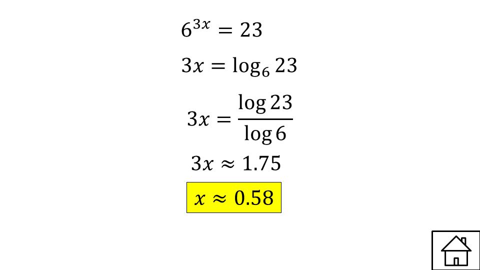Find the inverse. Answer