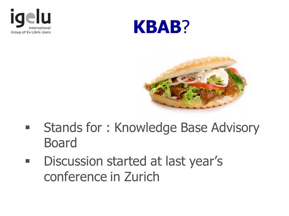 KBAB.