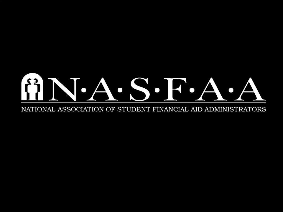 © NASFAA 2012