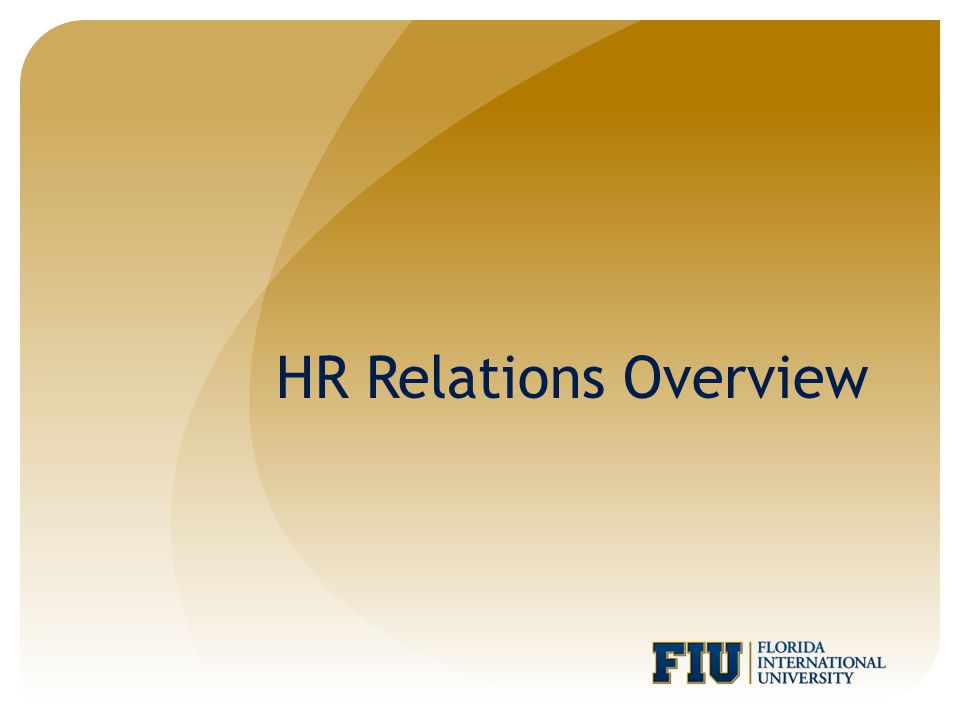 Dear (Applicant Name): Thank you for considering FIU as a prospective employer.