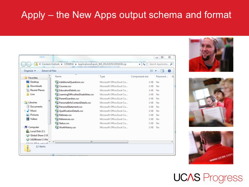 TITLE SLIDE – ALL CAPS [Font Arial (Heading) size 28 – align left Apply – the New Apps output schema and format