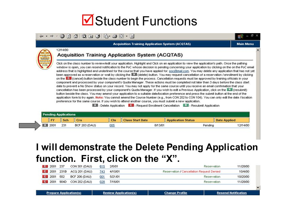  Student Functions This is Very Important.