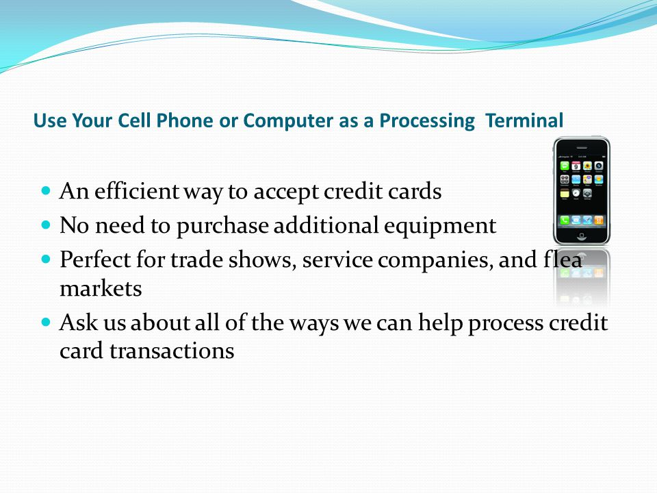 Cost Plus Wholesale Pricing All types of VISA and MasterCard processing at wholesale cost, instead of retail rates No long term contracts Only 60-day notice to cancel Free equipment with qualified volume New customers have saved thousands in fees Gift card programs available