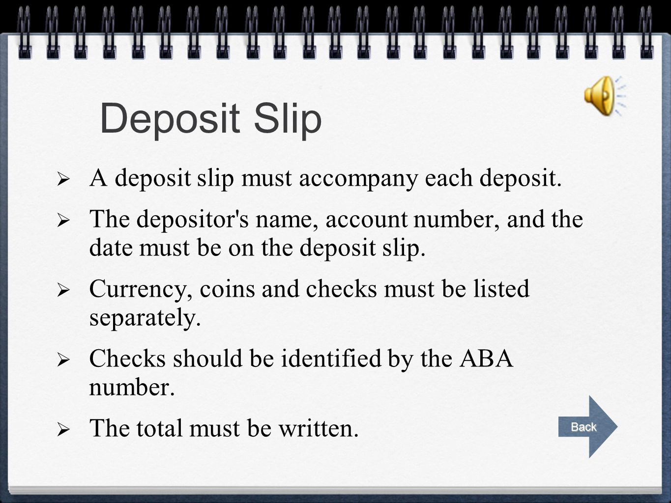 Opening an Account Each authorized user of the account must complete a signature card. The name on the card should be the signature used on all accoun