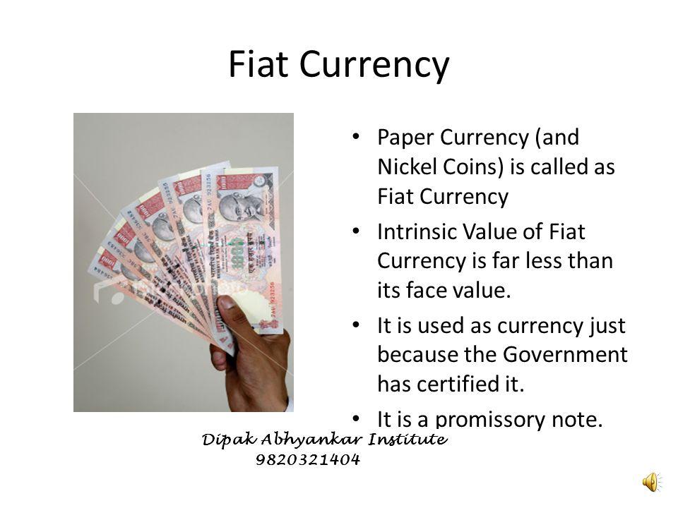 Exchange Rate Regimes Dipak Abhyankar