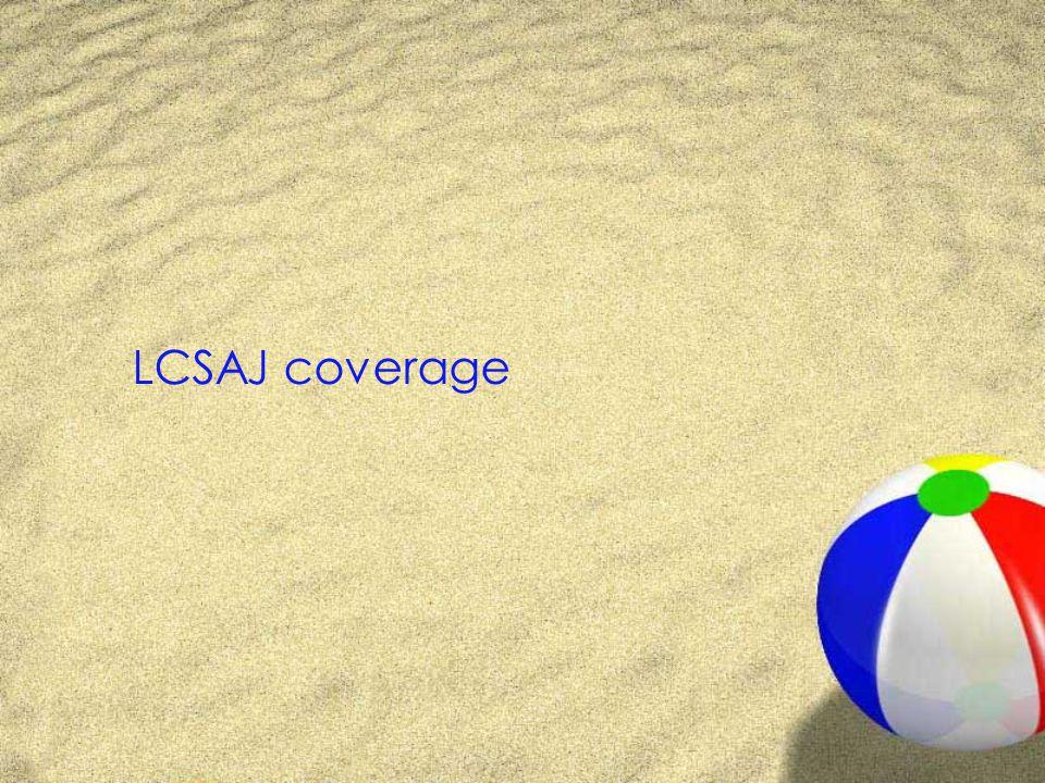 LCSAJ coverage