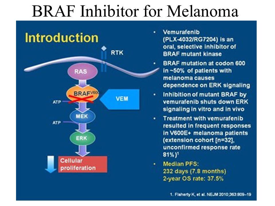 BRAF Inhibitor for Melanoma