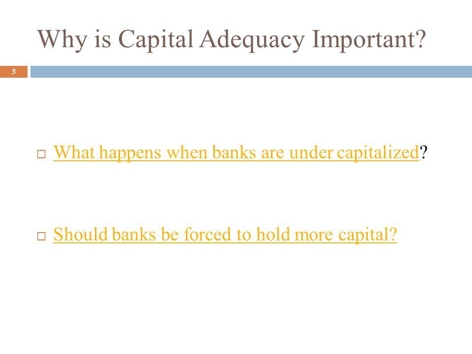Equity Capital Ratios 14