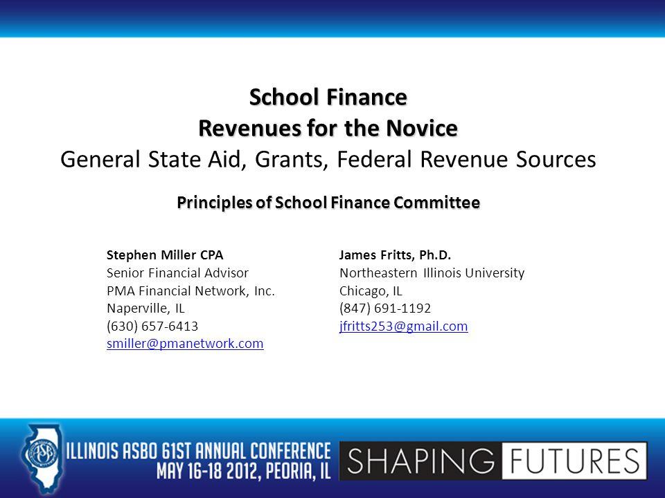 Stephen Miller CPAJames Fritts, Ph.D.