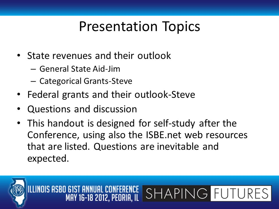 FY2012 State Education Budget