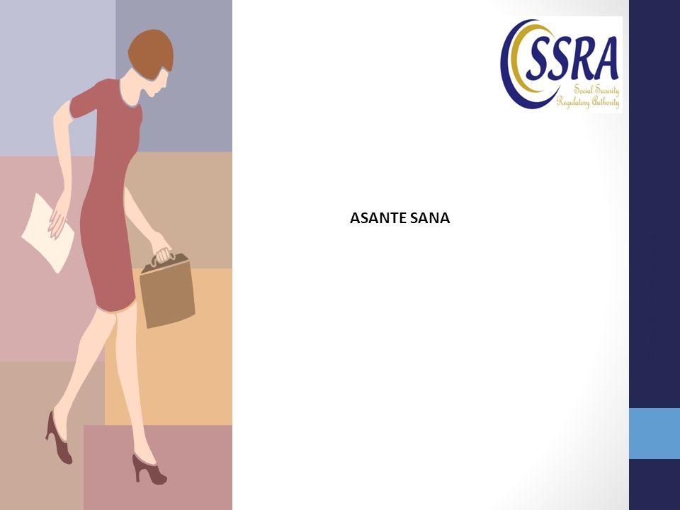 Prepared by Irene Isaka ASANTE SANA