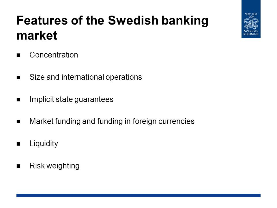 The Riksbank will clarify its recommendations soon The Financial Stability Report 2011:2 will be published on 29 November