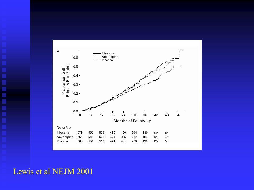 Lewis et al NEJM 2001