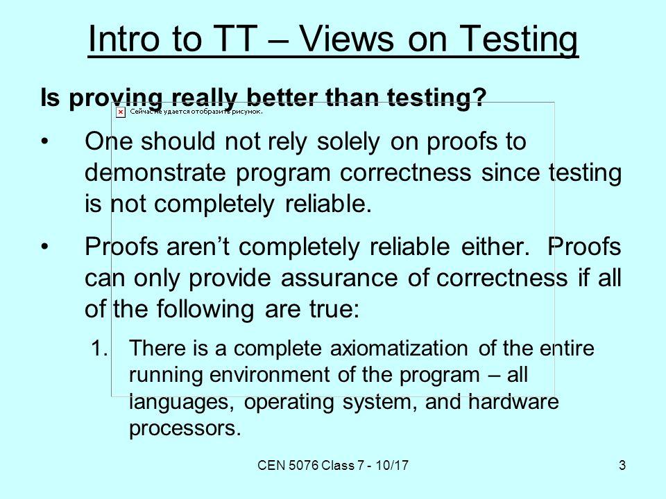 CEN 5076 Class 7 - 10/1724 Software Metrics – Product Metrics c)Halstead length N = N 1 + N 2, where N 1 is the program operator count, N 2 the program operand count.