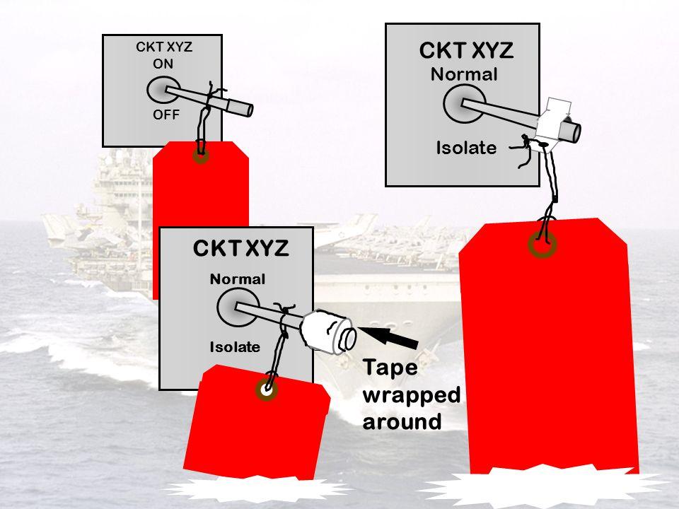 DANGER DO NOT OPERATE DANGER DO NOT OPERATE DANGER DO NOT OPERATE DANGER DO NOT OPERATE BKR For XYZ Motor CLOSED OPEN 4 inch Tie Wrap Primary Knot Sec