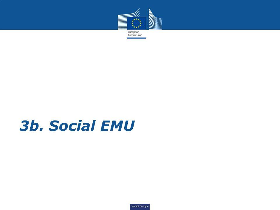 Social Europe 3b. Social EMU