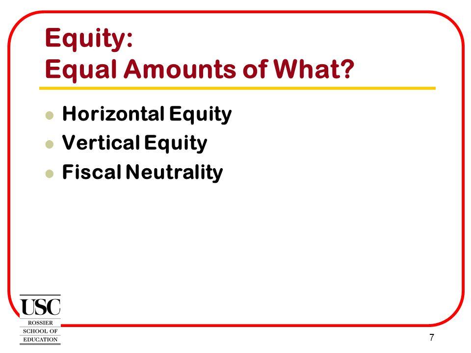 8 Arkansas School Funding Foundation program Base level revenue Additional base funding Categorical grants for vertical equity Limited assistance for capital expenditures