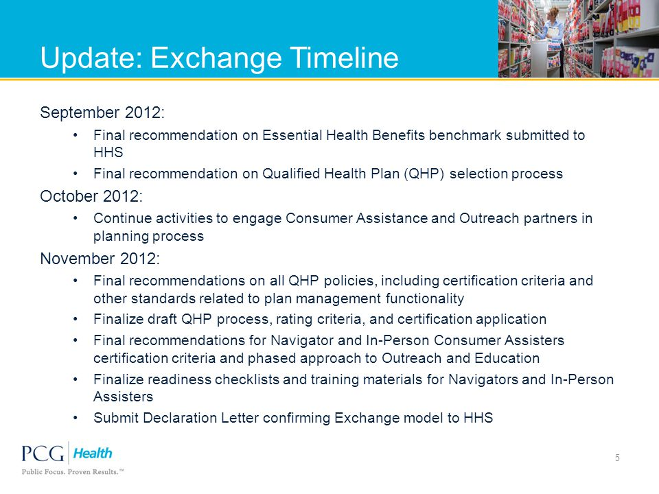 Summary of Stakeholder Feedback State should require transition plans for Medicaid plans as well as QHPs The state does not have the authority within the QHP standards to address this; however, the DHSS will explore transition plans for Medicaid plan Issuers with QHPs and update the HCC in the future State should add the clause 'any able provider' to both the Continuity of Care and Network Adequacy standards The DOI and the HCR workgroup feel that this would require separate legislation, and that the issue be explored by the HCC and considered as a standard in subsequent years.
