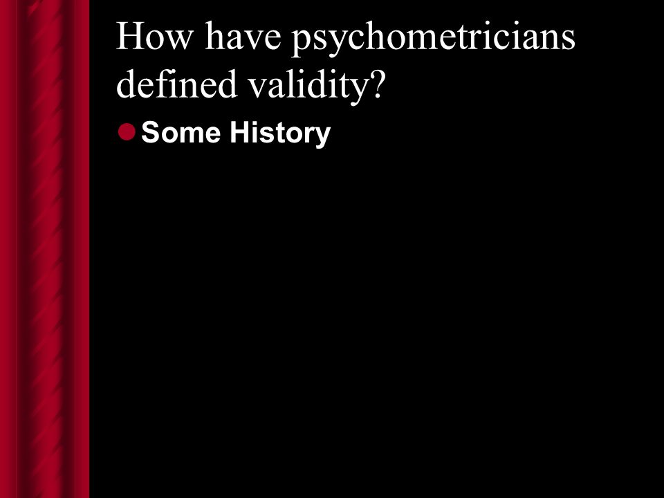 What did critics of correlational evidence of validity suggest for validating tests.