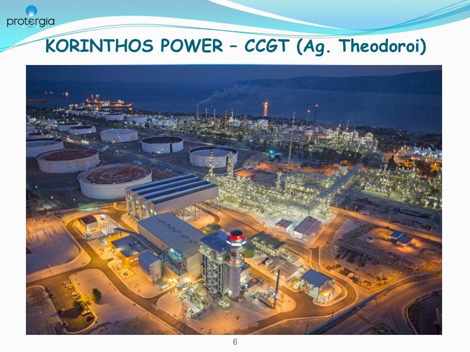 KORINTHOS POWER – CCGT (Ag. Theodoroi) 6