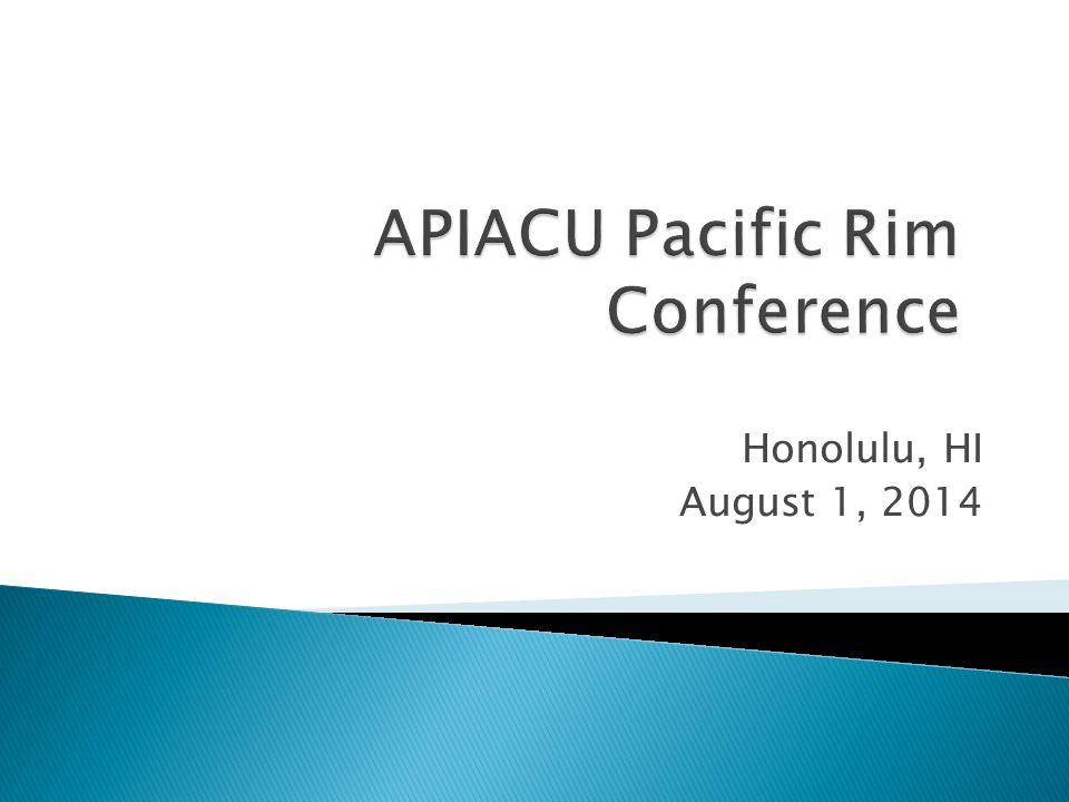 Honolulu, HI August 1, 2014
