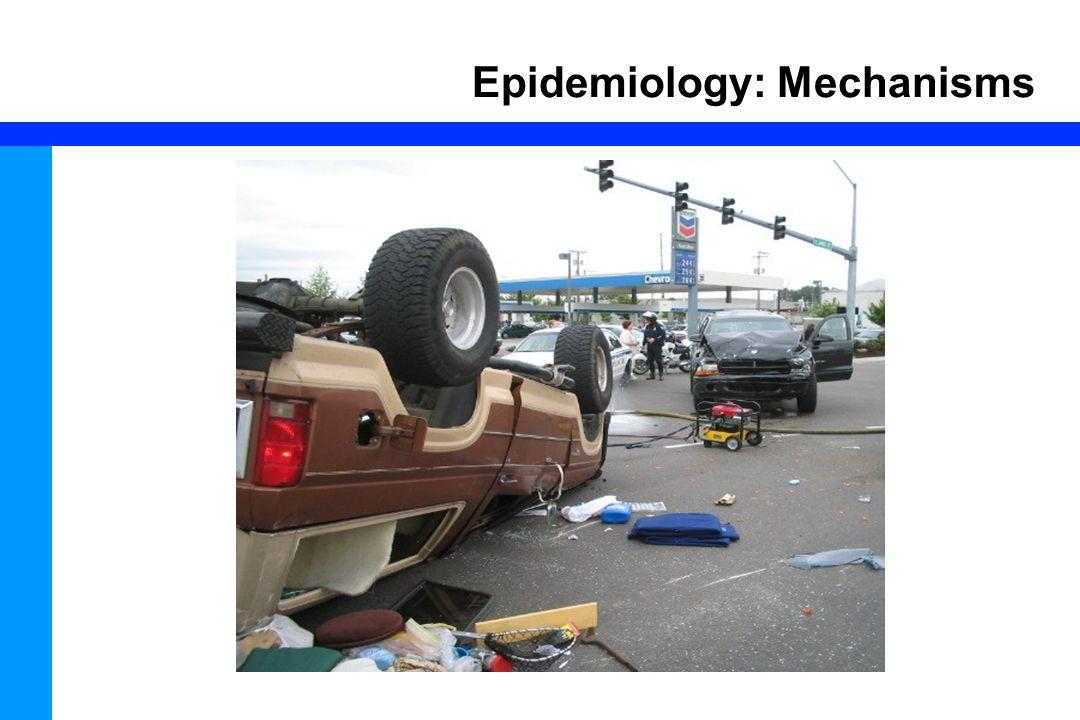 14 Epidemiology: Mechanisms