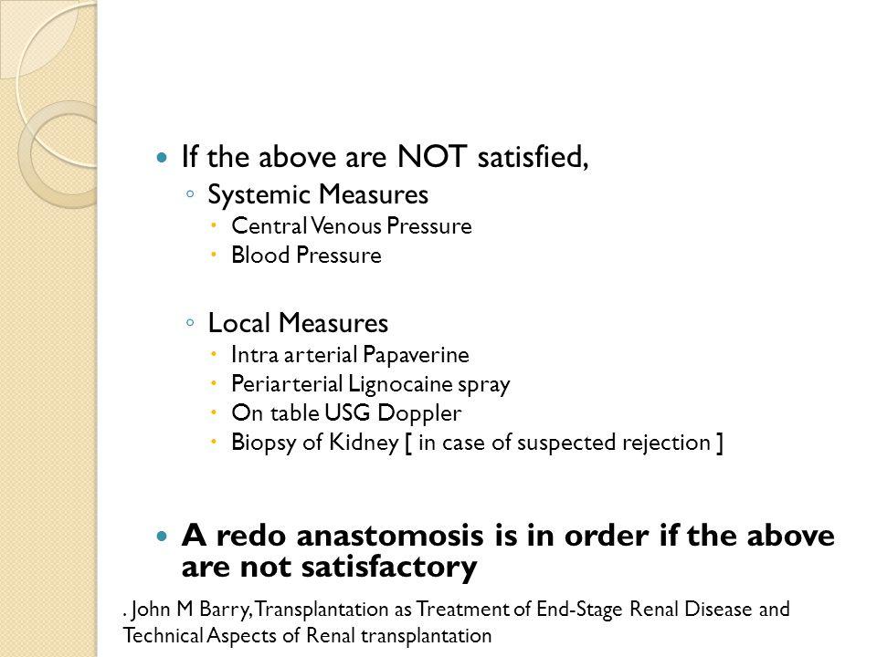 Resistive Index Pulsatility index ◦ [ Systolic Velocity – Diastolic Velocity] / Mean Velocity