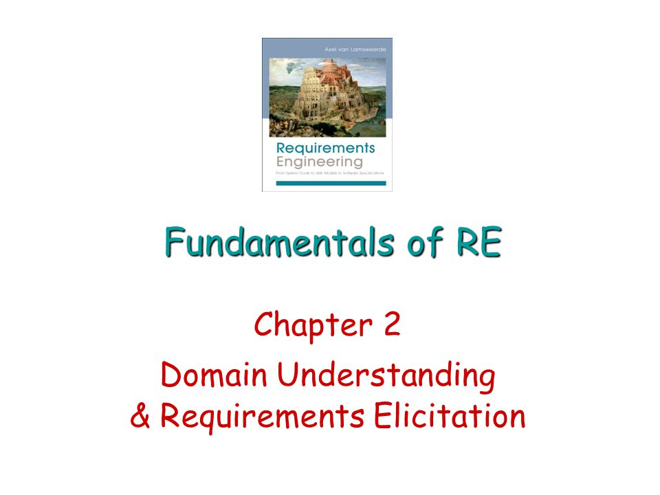 Errors in a requirements document (RD)  Omission  Omission: problem world feature not stated by any RD item e.g.