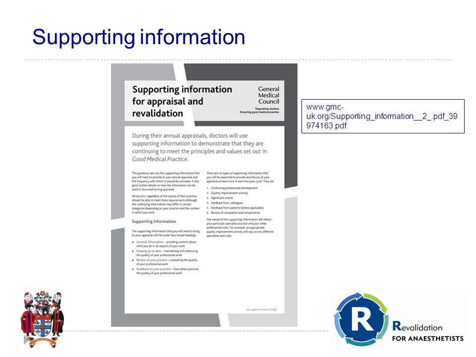 Supporting information www.gmc- uk.org/Supporting_information__2_.pdf_39 974163.pdf