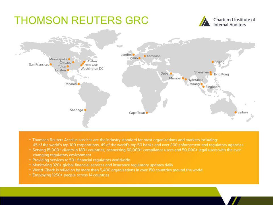 THOMSON REUTERS GRC