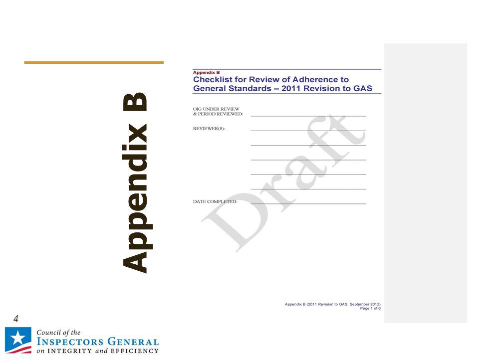 Appendix B 4