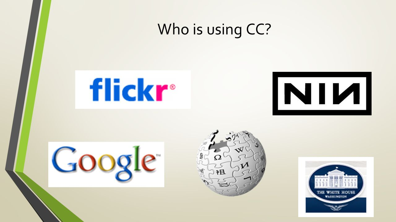 Who is using CC