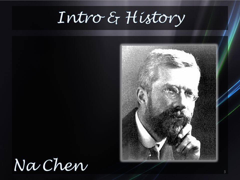 1 – Intro & Hist.