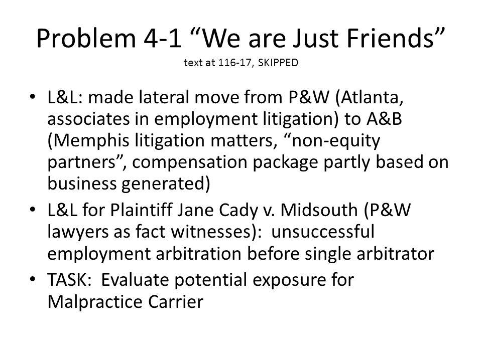 Prob.4-1 Fiduciary breaches. – Litigation decisions.