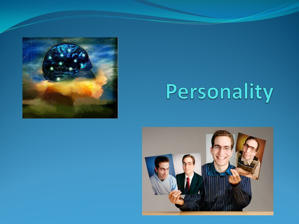 What is personality.