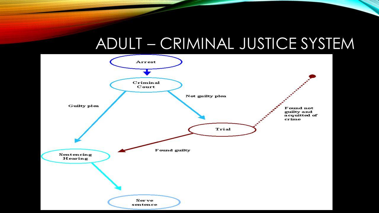 JUVENILE – JUSTICE SYSTEM
